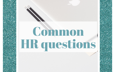 Common HR Questions From Business Owners