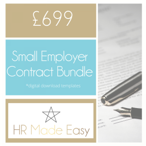 Small Employer Contract Bundle