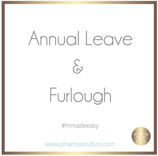 Annual Leave & Furlough